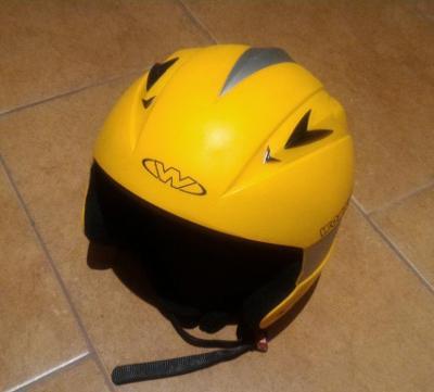 Dětská lyžařská helma Worker, vel. S, 55-56 cm