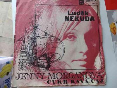 Luděk Nekuda - Jenny Morganová; Cukr, káva, čaj