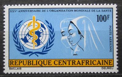 SAR 1973 WHO, 25. výročí Mi# 309 1141