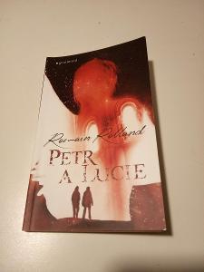 Kniha - Petr a Lucie od Romain Rolland překlad od Jaroslav Zaorálek