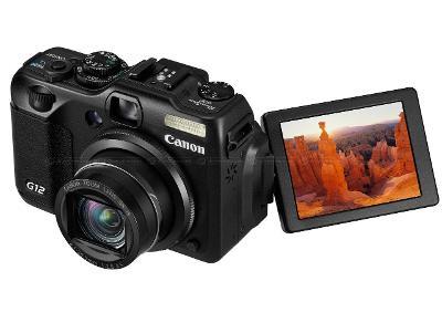 CANON PowerShot G12    + 16GB SD karta