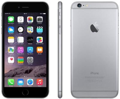 Apple iPhone 6, 64GB, Space Gray