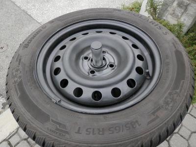 zimní kola + pneu KIA RIO