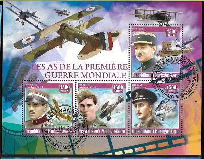 Madagaskar -letecká esa první světové války