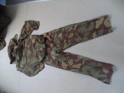 Italský maskovaný maskáčový komplet SAN MARCO vel.50