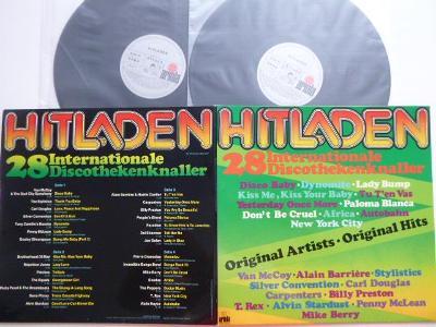 Dvojalbum HITLADEN 28 - Carl Douglas Silver Convention Penny McLean T.