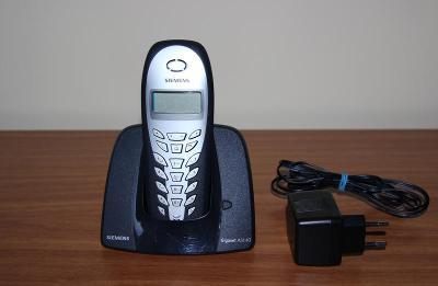 Bezdrátový telefon Siemens Gigaset AS140
