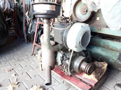 Motor Frezy Tj-6.5 z půdní frezy, Funkcni použitý (8)