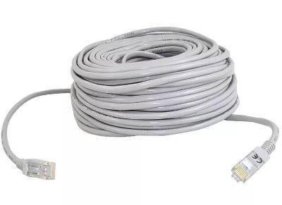 Sít'ový kabel lan 30m + konektory zatavené z výroby 0146