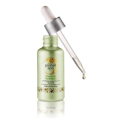 Hydratační pleťový olej s olivovým olejem