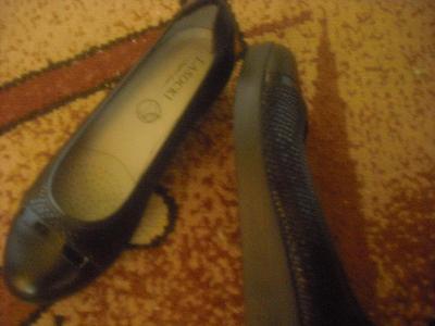 kožená obuv lasocki vel. 37