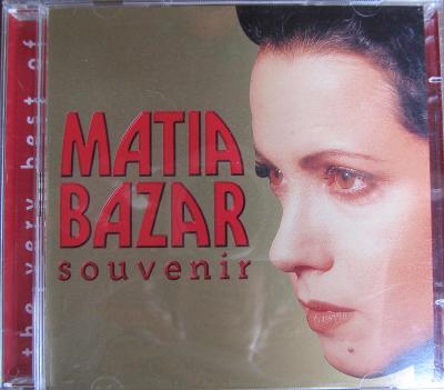 Matia Bazar - Souvenir ( The Very Best Of Matia Bazar) 2CD