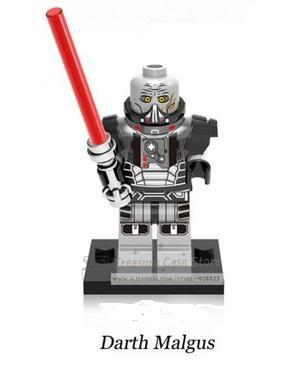 figurka Darth Malgus Star Wars doplněk pro lego