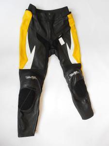 Kožené kalhoty TSCHUL