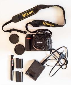 Nikon D7000 + objektiv 35mm, f/1,8 G AF-s Ed