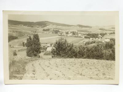 Jesenice, Sedlčany, okr. Příbram 1940