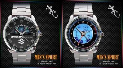 Suzuki B-King 1300 Speedometer - hodinky nerezová ocel