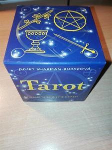Tarot Kompletní sada výkladu z karet