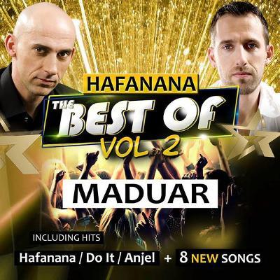 Maduar - Hafanana The Best Of (Vol. 2) 2CD  cdr Album