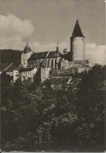 KŘIVOKLÁT - hrad - Rakovník