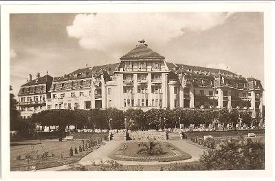 PIEŠŤANY - Palác Thermia - Slovensko - MF