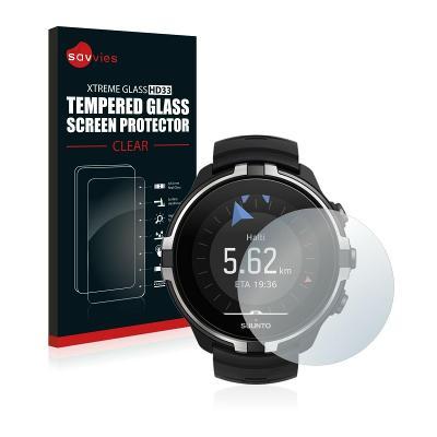Ochranné tvrzené sklo - Suunto Spartan Sport Wrist HR Baro Stealth