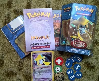 Pokémon TCG WISH MAKER Theme Deck