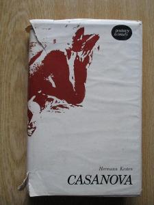 Kesten Hermann - Casanova  (1. vydání)  Rarita !!!