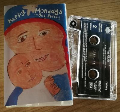 MC HAPPY MONDAYS-... YES PLEASE! /1992 POPRON