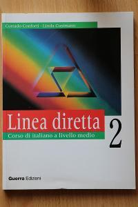 Linea diretta 2 - učebnice italštiny, pouze v italštině