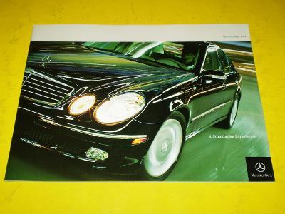 --- Mercedes 2004 ------------------------------------------------ USA
