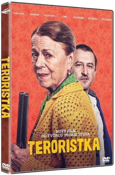 Teroristka  (DVD box)
