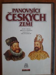 Panovníci Českých Zemí CD