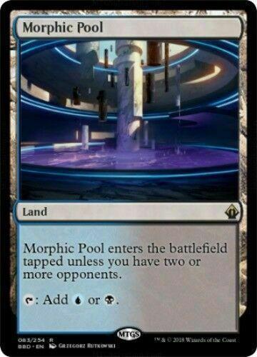 MTG Magic Morphic Pool Battlebond