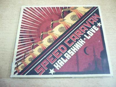 CD SPEED CARAVAN / Kalashnik Love