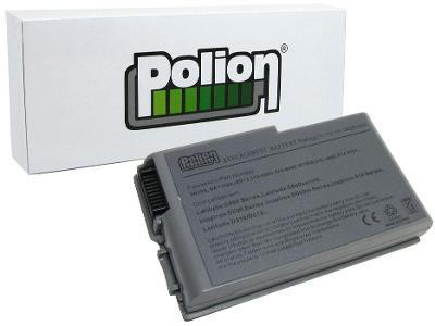 BATERIE pro notebooky DELL Latitude 500M 600M D510 D520 D530 D600 D610