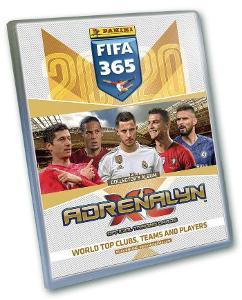 Originál Album na Fotbalové kartičky FIFA 365 - 2020 Adrenalyn XL