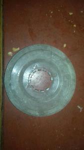 Ochranný talířek drátů zadního kola