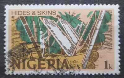Nigérie 1973 Hospodářství Mi# 273 II Y 1185