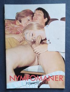 NIMFOMANER, Sweden, 1968, very rare!