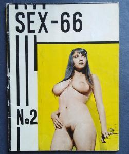 SEX - 66, n. 2, Denmark, 1966.