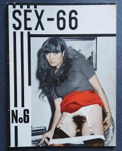 SEX - 66, n. 6, Denmark, 1966.