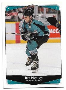 JEFF NORTON 1999-00 UPPER DECK VICTORY