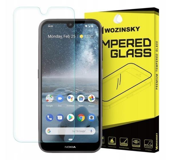 Kvalitní tvrzené ochranné sklo tempered glass 9H pro Nokia 3.2 - Ochranné fólie a skla