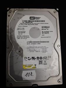 Harddisk HDD Western Digital WD1600AAJS 160GB SATA (108.)
