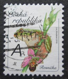 Česká republika 2016 Rosnička zelená Mi# 900 1198