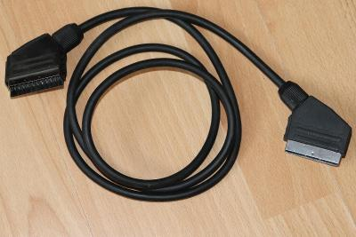 Kabel SCART - SCART   1, 5 metru