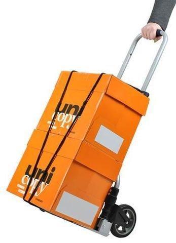 Skládací vozík Rudl 50 kg hliníkový skládací + dárek