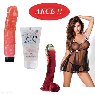 Žhavý erotický set za akční cenu Sweet 3ks AKCE!
