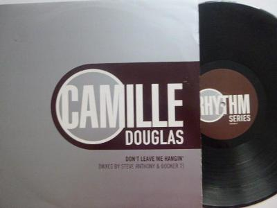 Maxi CAMILLE DOUGLAS Don´t Leave Me Hangin´ STEVE ANTHONY AND BOOKER T